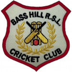 Bass Hill RSL Cricket Club logo