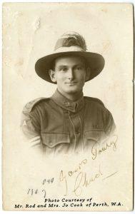 Image of CH Livingstone - curtesy of Rod & Jo Cook of Perth, WA
