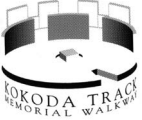Kokoda Track Memorial Walkway logo