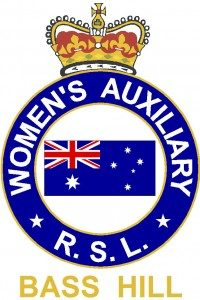 Bass Hill RSL Sub-Branch Women's Auxiliary logo